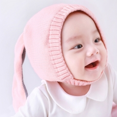 RONI New male and female baby rabbit ear wool hat 02 all code