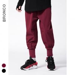 RONI 2018 Autumn New Boy  Stretch Haren Pants Kids Sports Trousers 01 110cm