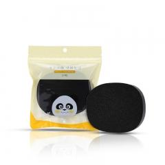 RONI 1pcs Deep clean bamboo-charcoal Facial Cleaning Sponge 01