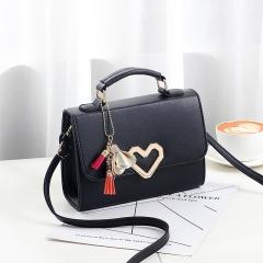 RONI 2018 Summer New Women's Simple Square Bag  Leisure Fashion Single Shoulder handbag 01 all code