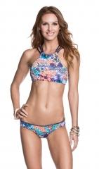 RONI 2018 New women  split swimsuit  lady double sided bikini 01 s