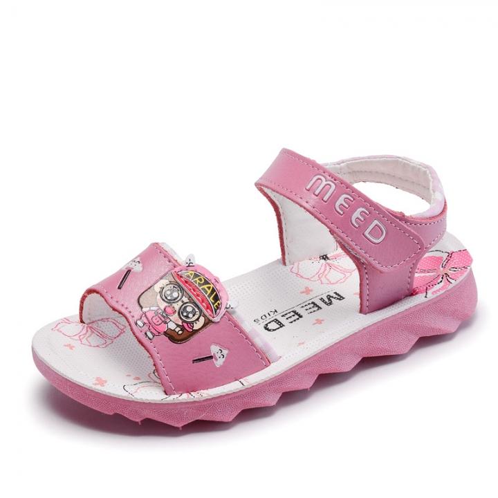ccc04398c392cf RONI 2018 Summer New Girl Beach Shoes Kids Korean Princess Sandals 03 25