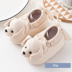 RONI Spring 0-18 months baby girl cotton warm walking shoes boy  cute animal floor shoes 01 12