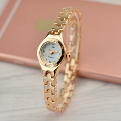 RONI Fashion lady bracelet watch Korean version of quartz watch business watch 01 all code