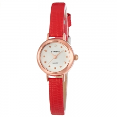 RONI Women's fashion watch student quartz watch business watch fashion accessories 01 all code