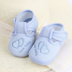 RONI Spring and autumn non-slip baby girl walking shoes boy soft-sole shoes 01 11