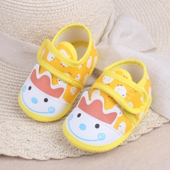 RONI Spring and autumn baby girl non-slip  walking shoes  boy  soft-soled shoe 02 13