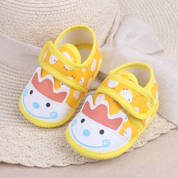 RONI Spring and autumn baby girl non-slip  walking shoes  boy  soft-soled shoe 02 11