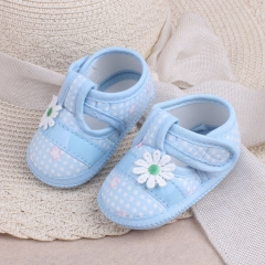 RONI RONI Spring and autumn baby girl non-slip walking shoes  soft-soled shoe 02 11