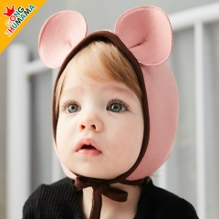RONI Spring baby princess hat girl kids cute bear  hat 01 all code