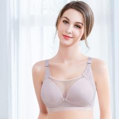 RONI 3pcs 2018 Lady  fashion sexy lactation bra women gravida underwear 3 colors 75b