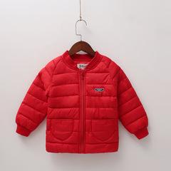 RONI Winter baby  girl warm cotton-padded clothes  boy  cute cartoon jacket  coat 01 100cm