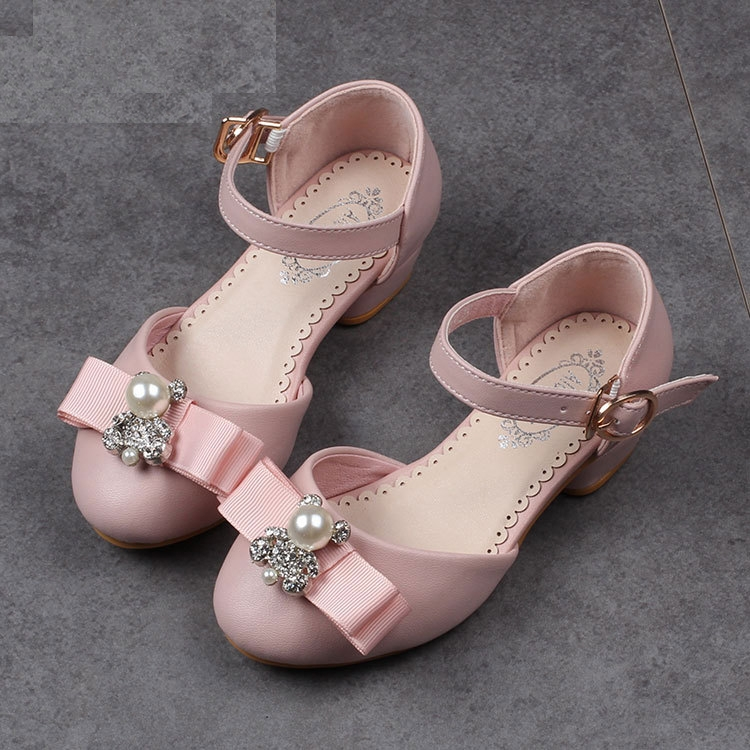 f2016e645 RONI Baby girl low heel dress shoes princess shoes kids performance shoes  students leather shoes 01 25  Product No  5341352. Item specifics  Brand