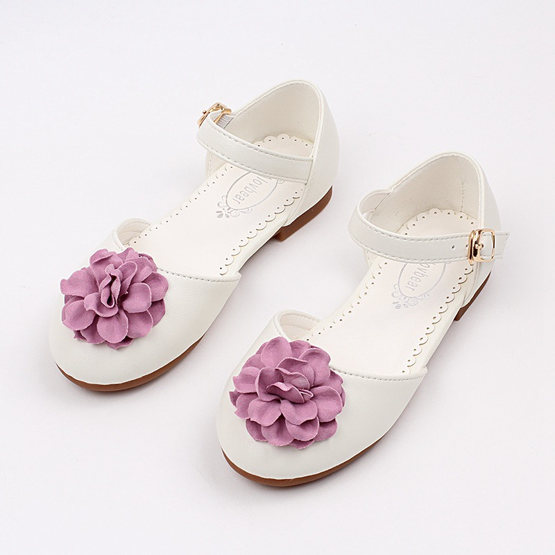 d690d1be0e2b98 RONI Baby girl flat soles dress shoes flower princess shoes kids formal  shoes students leather shoes 01 24  Product No  5714893. Item specifics   Brand
