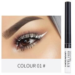 RONI New colorful eyeliner liquid matter liquid eyeliner 01#