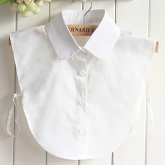 RONI Lady cotton shirt collar business decorative collar 01 all code