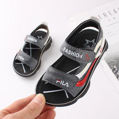 RONI 2019 Summer New Boy  Beach Shoes Kids  Fashion Sandals 01 21