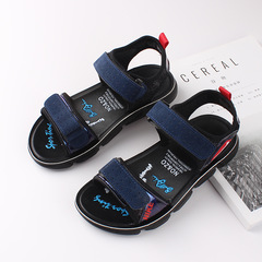 RONI 2019 Summer New Boy Beach Shoes Kids Fashion Casual Sandals 01 26