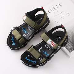 RONI 2019 Summer New Boy Beach Shoes Kids Fashion Casual Sandals Students Shoes 01 32