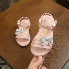 RONI 2019 Summer New Girl Sweet Beach Shoes Kids Princess Shoes Baby Sandals 01 21