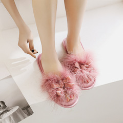 RONI 2019 Summer lady comfortable sweet slippers women fashion home slippers floor shoes 01 36-37