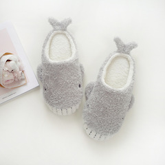 RONI 2019 Winter lady comfortable cute slippers women warm home slippers floor shoes 01 36-37