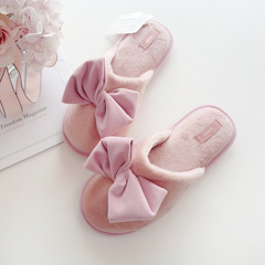 RONI 2019 Winter lady comfortable sweet slippers women fashion home slippers floor shoes 01 36-37