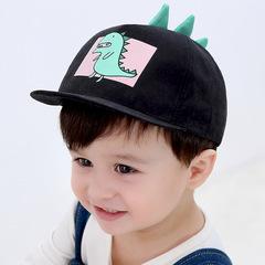 R0NI 2019 Spring baby boy cute cartoon hats kids baseball hat 01