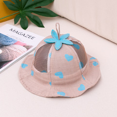 RONI 2019 Summer baby lovely net hat girl sunshade hats 01 all code