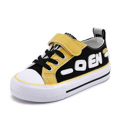 RONI Baby girl  personality low board shoes boy kids comfortable canvas shoes students casual shoes 01 25