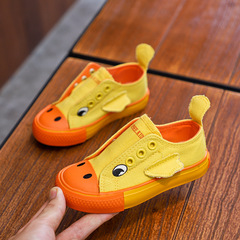 RONI Baby girl cartoon low board shoes boy kids comfortable canvas shoes  casual shoes 01 19