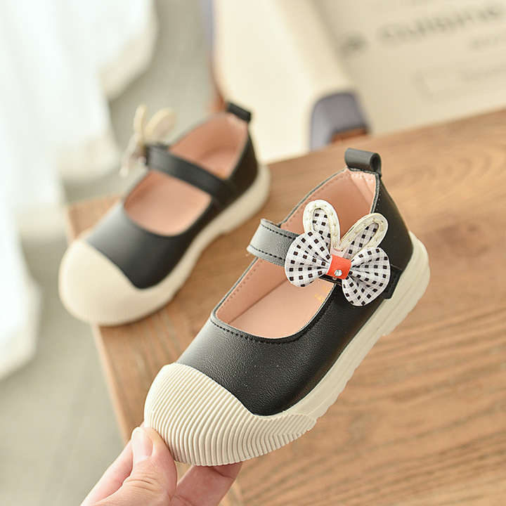 RONI New girl PU casual shoes sweet princess shoes 03 25(15.5cm)