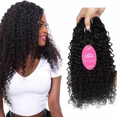 RONI 1Bundle Deep curly real hair wigs real human hair wigs girl natural wigs natural  black 8inch
