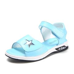 RONI Summer girl princess shoes student beach shoes kids sandals 01 27(16.8cm)