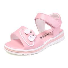 RONI Summer girl princess shoes student beach shoes kids sandals 01 27(17.4cm)