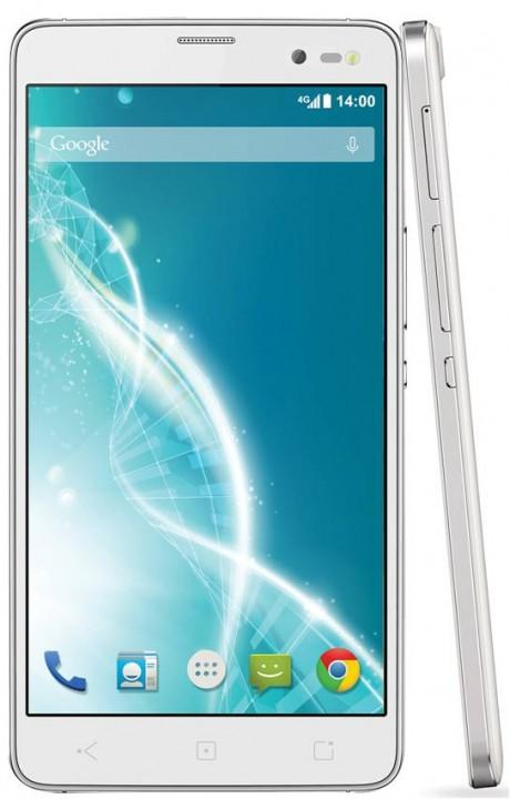 "Magnus InfinityG20 LTE- 5.5"" Display, 4G Dual SIM, 13MP+5MP Camera, 3000mAh white"