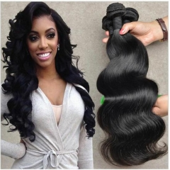 New arrival Brazilian 3 piece body wave human hair 100g/pc remy hair 1b 8 8 8inch