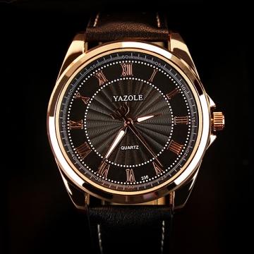 New Man Watches Business Watch Fashion Quartz Analog Watch no.2