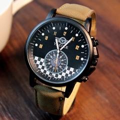 New Man Watch Waterproof  Watch Fashion Quartz Analog Boy Watch no.1