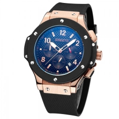 Luxury Man Watches Waterproof Watch Fashion Quartz Analog high quality Watch no.1