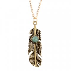 Turquoise Alloy Women Necklace Beautiful Lady Necklace,best selling Necklace no.1 normal