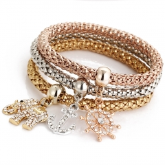 New Elephant Women Bracelet Beautiful Lady Bracelet,best selling Bracelet no.1 normal
