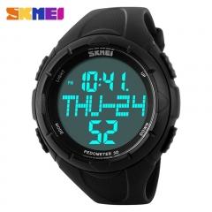 Luxury Outdoor Sports Watches Digital LED Quartz 3D Calories Military Man Watch no.1
