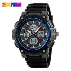 Fashion Sports Men Watches Casual Digital LED Men Watch 50M Dive Watch Fashion Watches blue