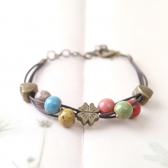 Lady Bracelet Beautiful Girl Bracelet Ceramic Bracelet no.1 normal