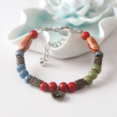 Women Ceramic Bracelet Beautiful Girl Bracelet Fashion Ceramic Bracelet no.1 normal