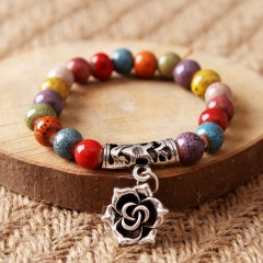 Women Ceramic Bracelet Beautiful Girl Bracelet Fashionable Ceramic Bracelet no.1 normal
