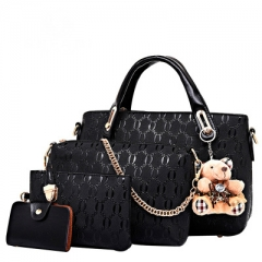 Famous Brand Women Bag Top-Handle Bags 2016 black the other·