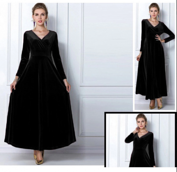 3ab6e291e7 Vintage Women Sexy Ladies Cocktail Evening Party Dress Swing Rockabilly Black  black s
