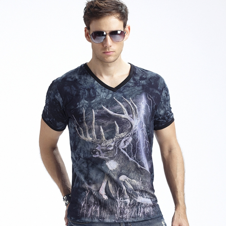 New Stylish Dolphins Print T-shirt Men/Women Brand Tshirt Fashion 3d T Shirt Tops Tees Plus Size black xl